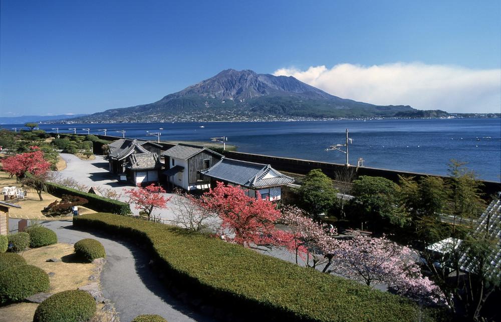 Sakurajima Volcano and Senaganen Garden - Kagoshima