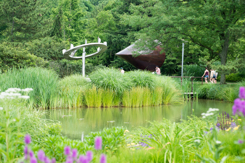 Grounds For Sculpture in Hamilton