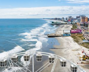 Atlantic City, Usa: Atlantic City Waterline