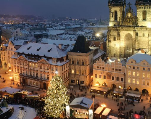 bigstock-Old-town-square-in-Prague-at-C-11284403