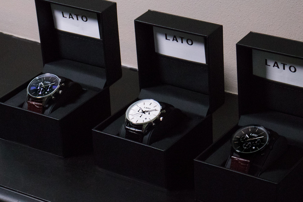lato impero 3 watches