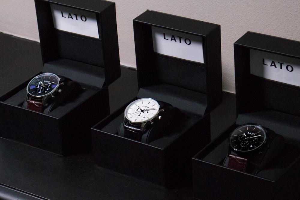 lato impero 3 watches