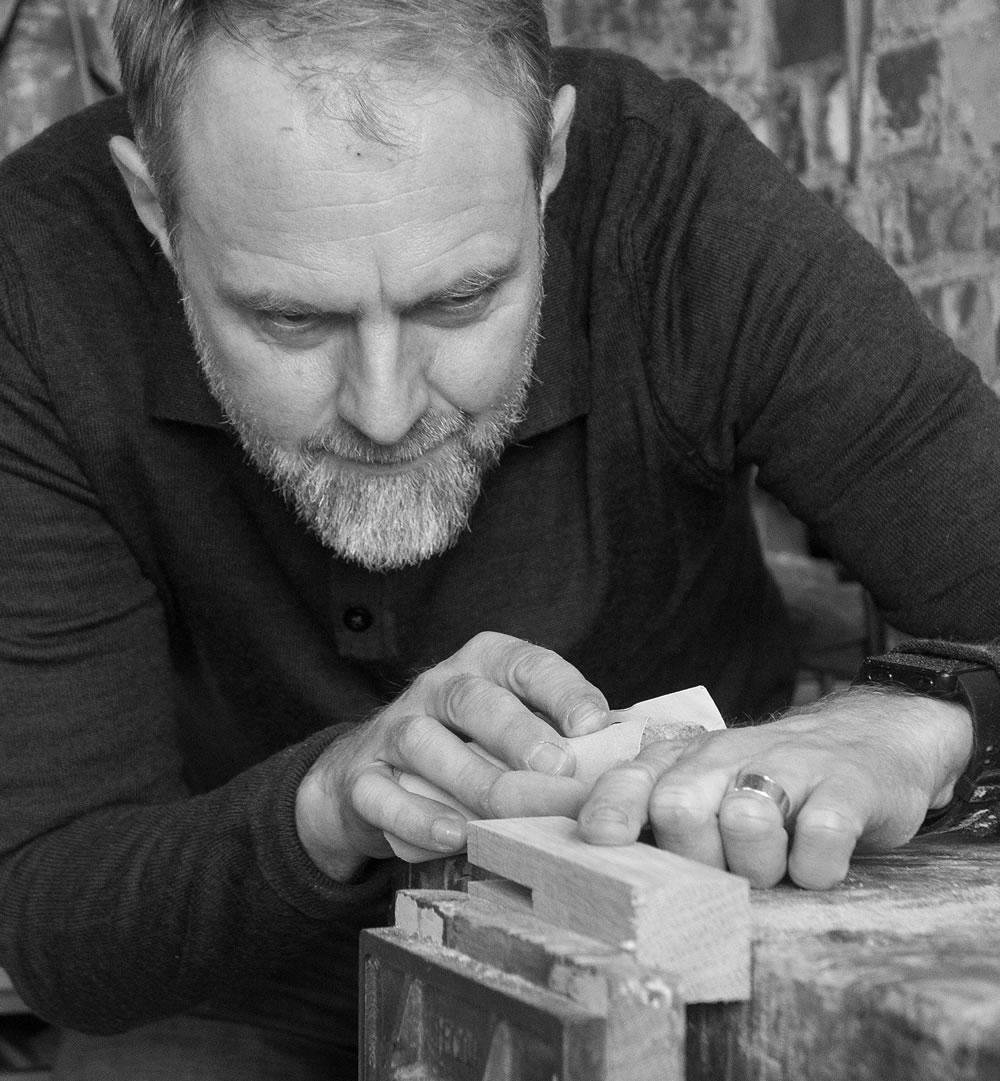 Sustainably local luxury: Introducing Mark Lowe – quality handmade interior and lighting products