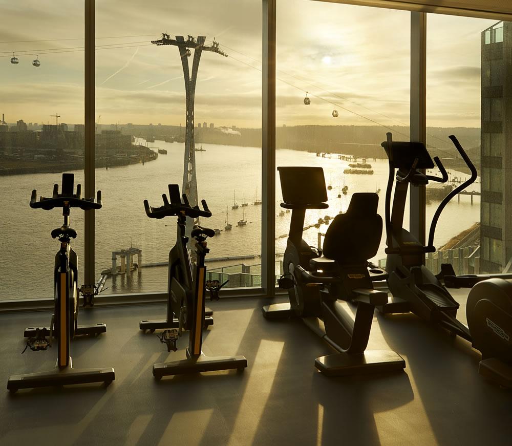 Greenwich Peninsula_Gym