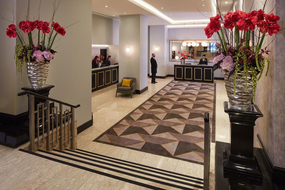 Cavendish lobby