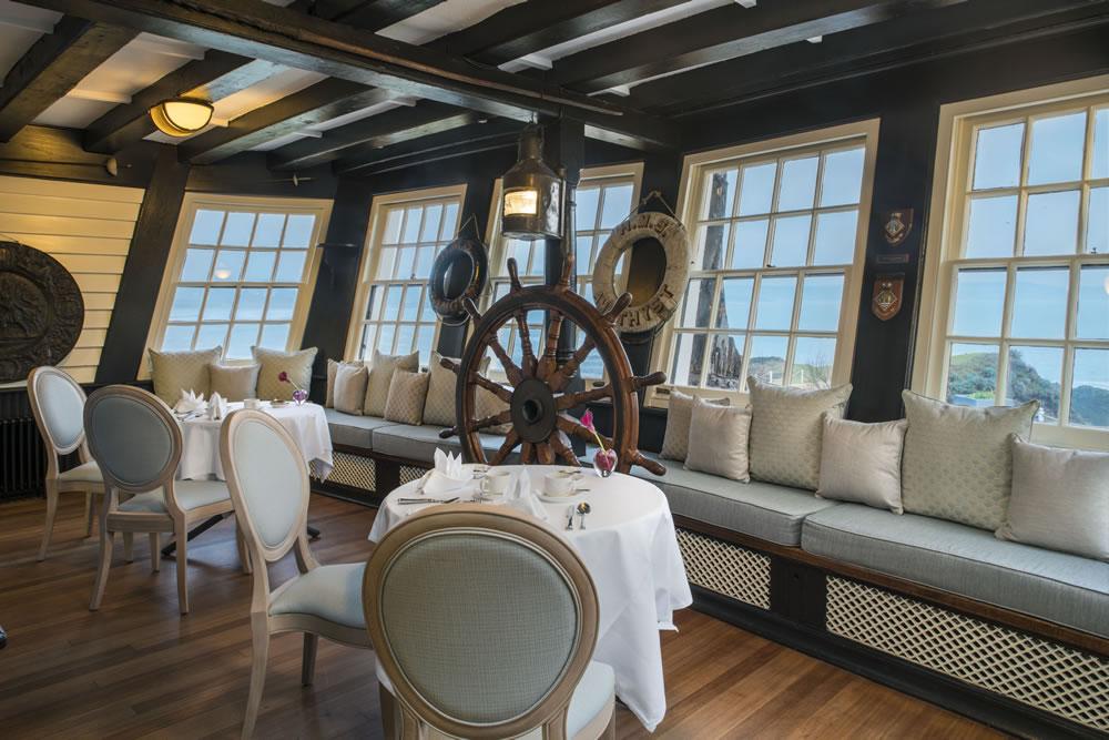 The Nettlefold Restaurant - Captain's Cabin