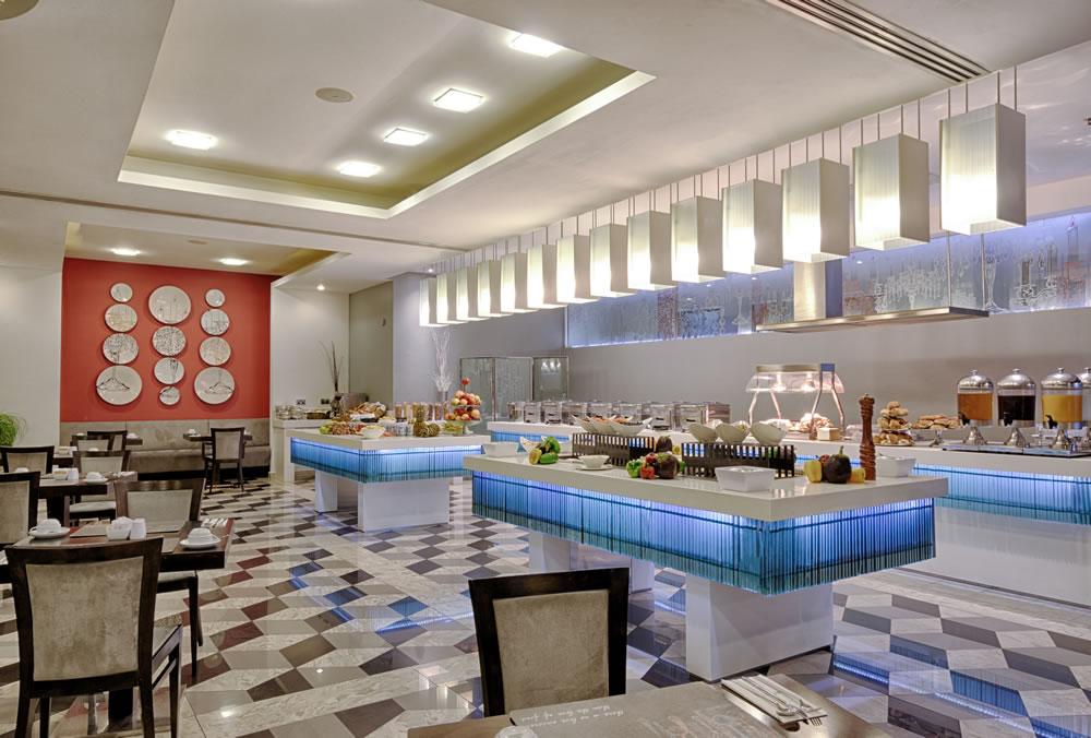 The Palace - Tabloid Restaurant - 1