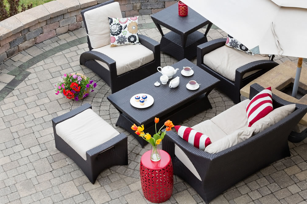 How to create a luxury patio in time for summer