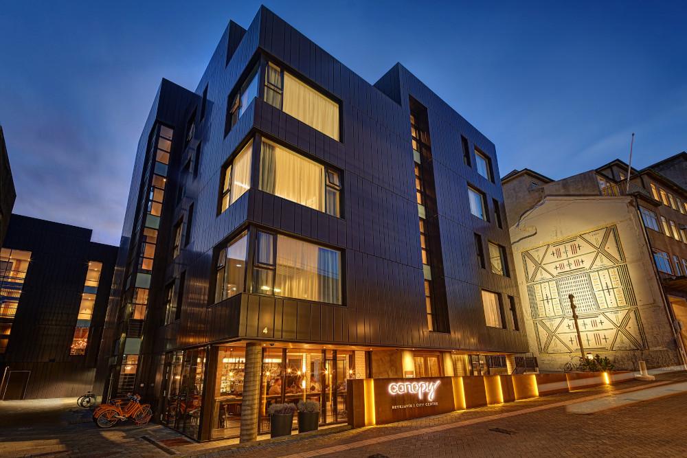 Hotel Review: Canopy by Hilton Reykjavik City Centre, Reykjavik in Iceland