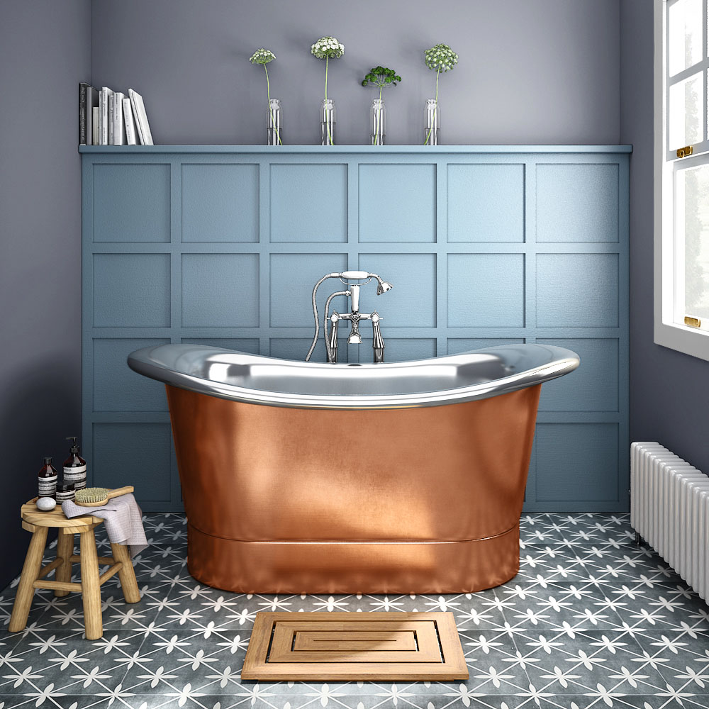 Overhaul your bathroom to create a luxury haven you'll love