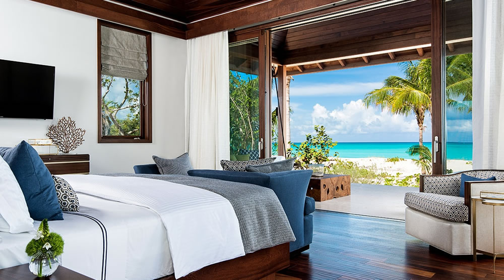 Hawksbill - Bedroom View