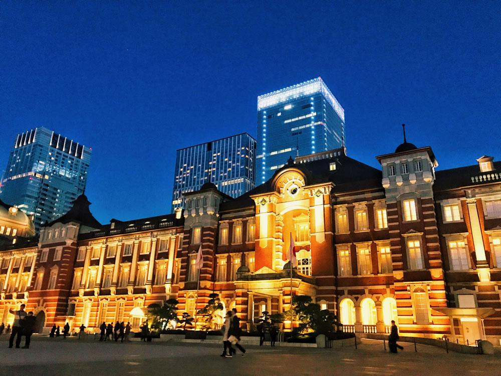 Tokyo Station Hotel IMG_7494