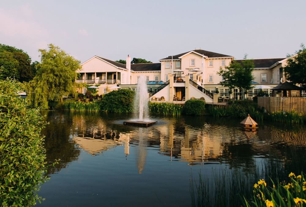 Hotel & Spa Review: The Spa Hotel, Ribby Hall Village, Wrea Green in Lancashire