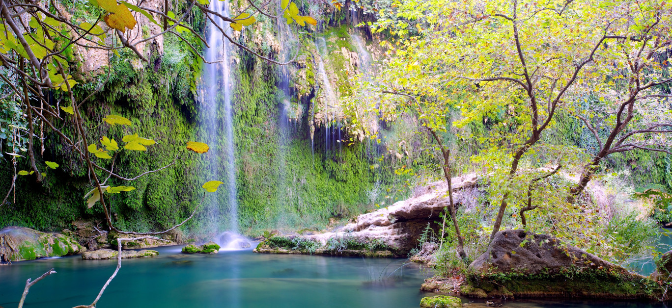 Kursunlu falls