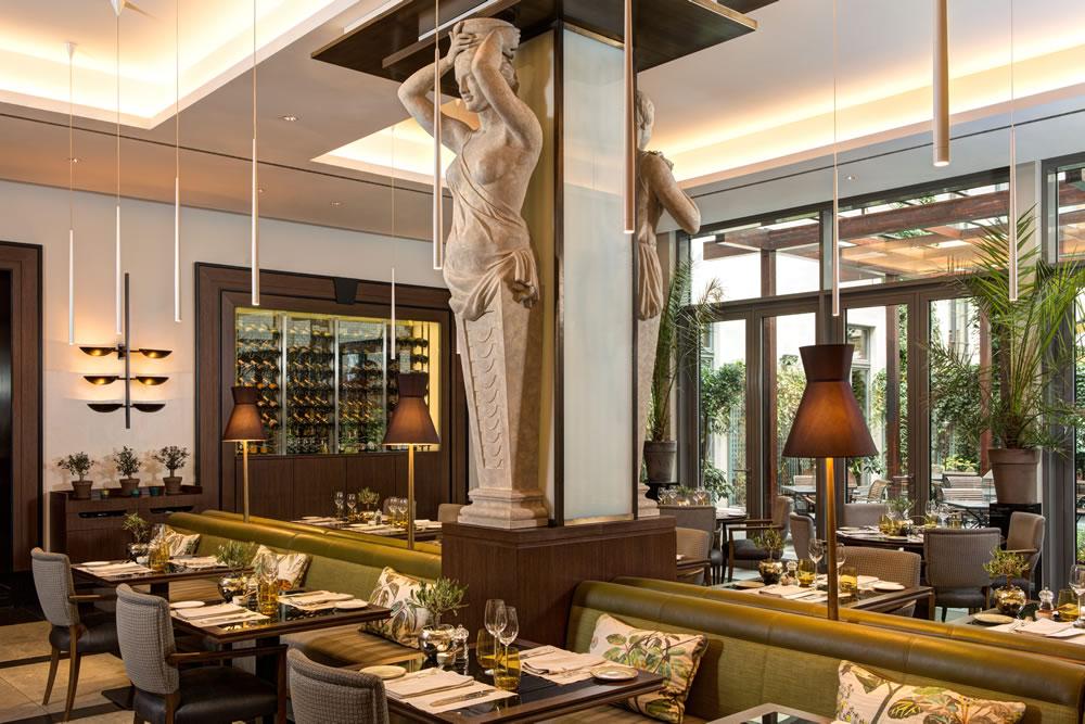 Hotel de Rome La Banca Restaurant