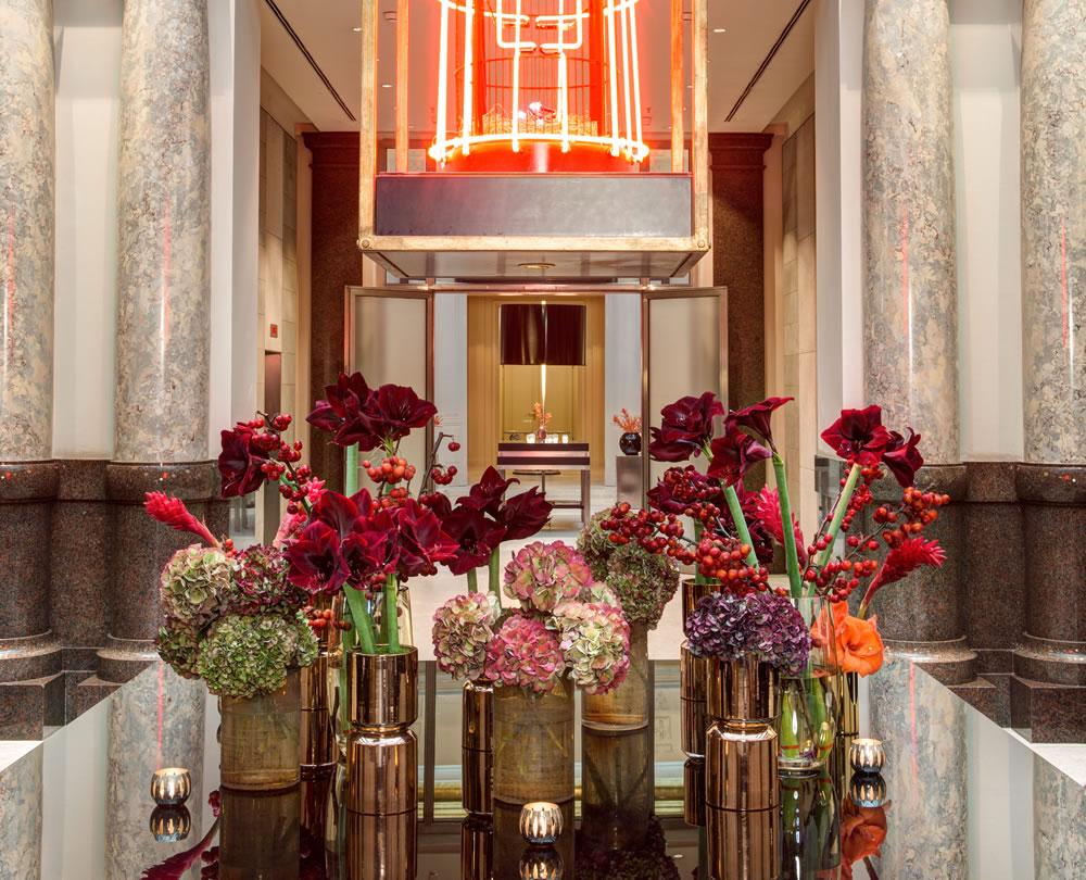 Hotel de Rome Lobby