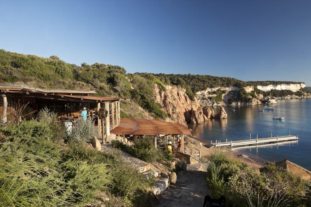 Restaurant Review: Hotel U Capu Biancu, Bonifacio, Corsica in France