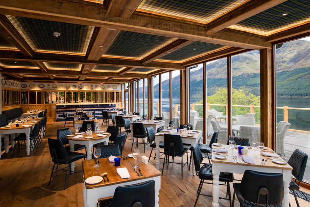 Whispering Pine - 4 Lochside Brasserie