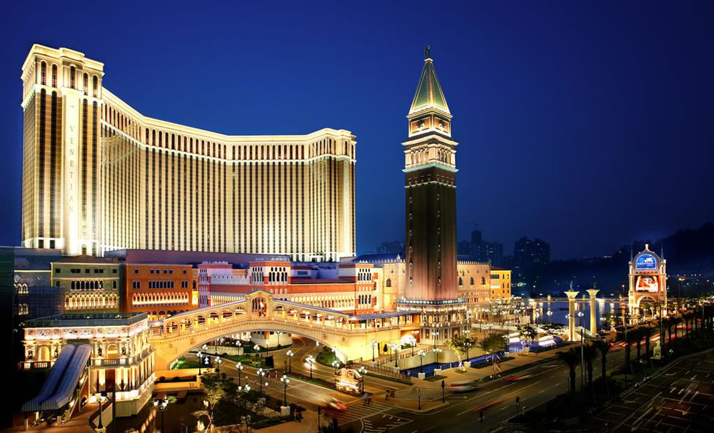 The world's best: Tempt all of your senses at The Venetian Macao Resort Hotel