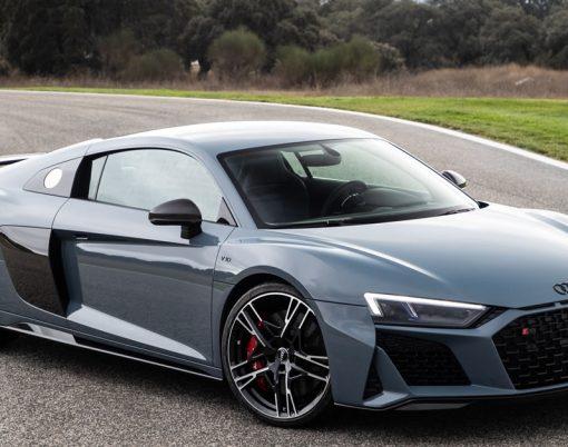 Audi's 2020 R8 V10 Performance