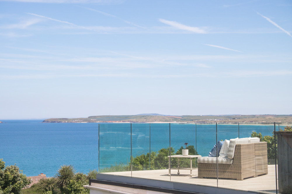 Hotel Review: Boskerris Hotel, St Ives in Cornwall