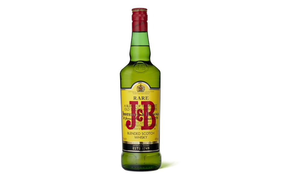 J&B Rare bottle hi res cut out
