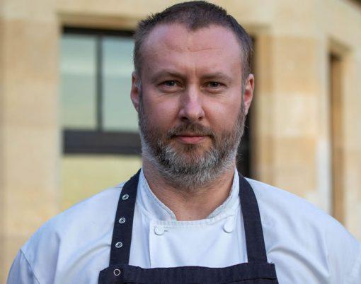 Radoslaw Head Chef The Wood Norton