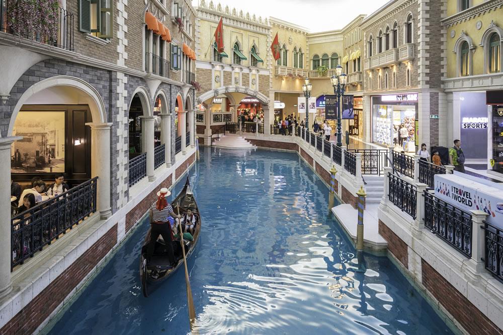 The Venetian Macao, Macao