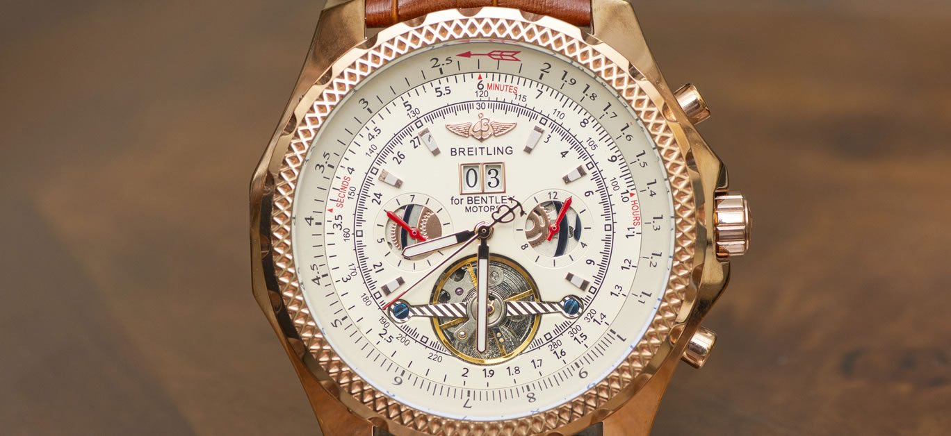 6 of the best luxury men's watches to buy from Breitling