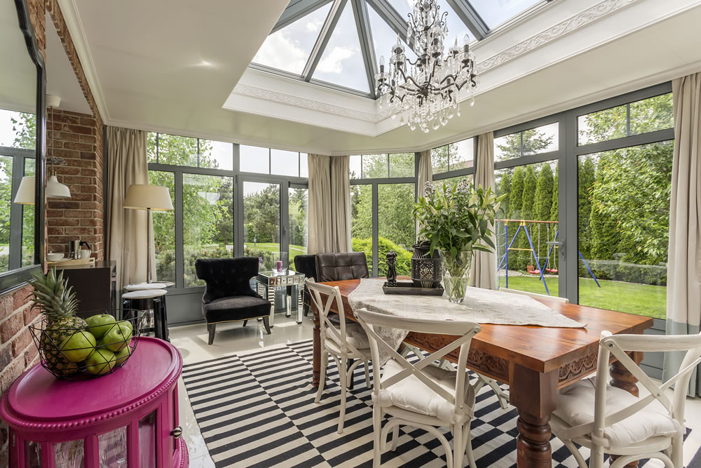 Luxury home improvements to create more space and make you fall in love with your home again