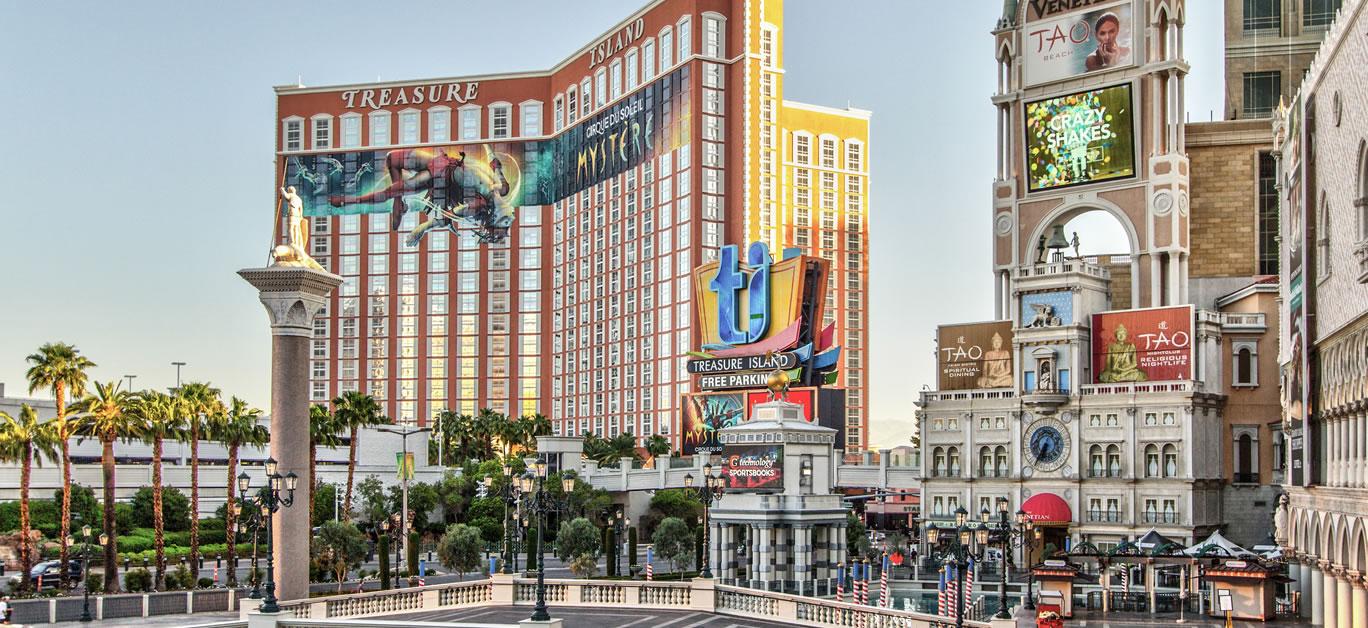 Hidden Gems Of The World Treasure Island Las Vegas Luxury Lifestyle Magazine