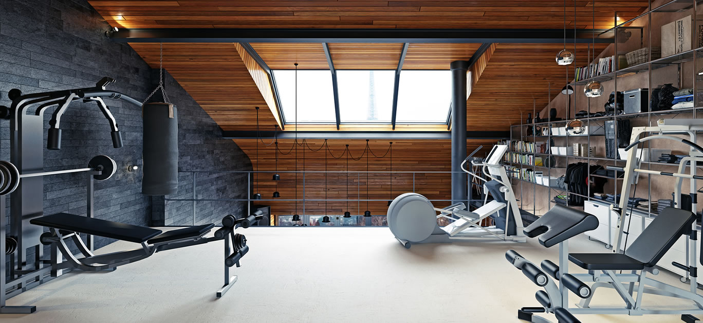 6 Fitness Equipment To Have For a Home Gym
