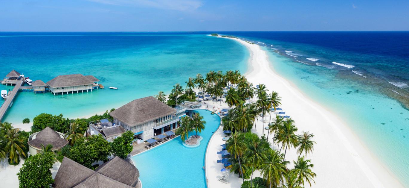 Maldives Beach - Seaside Finolhu