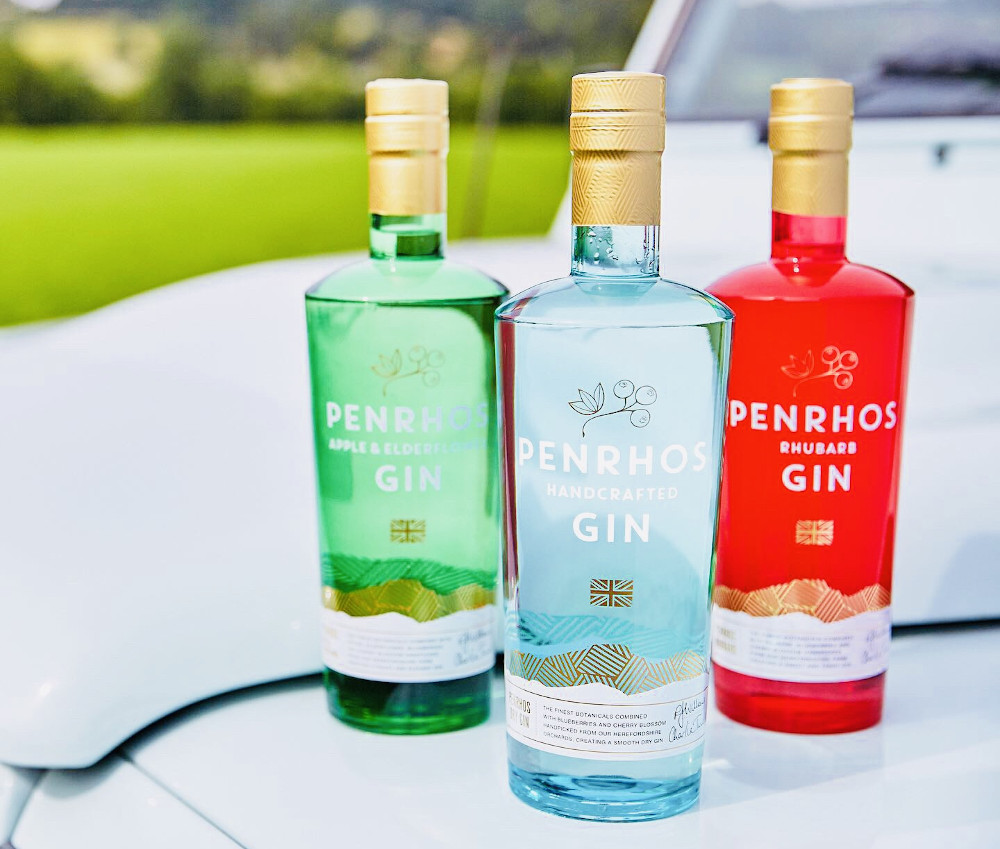 penhros gin