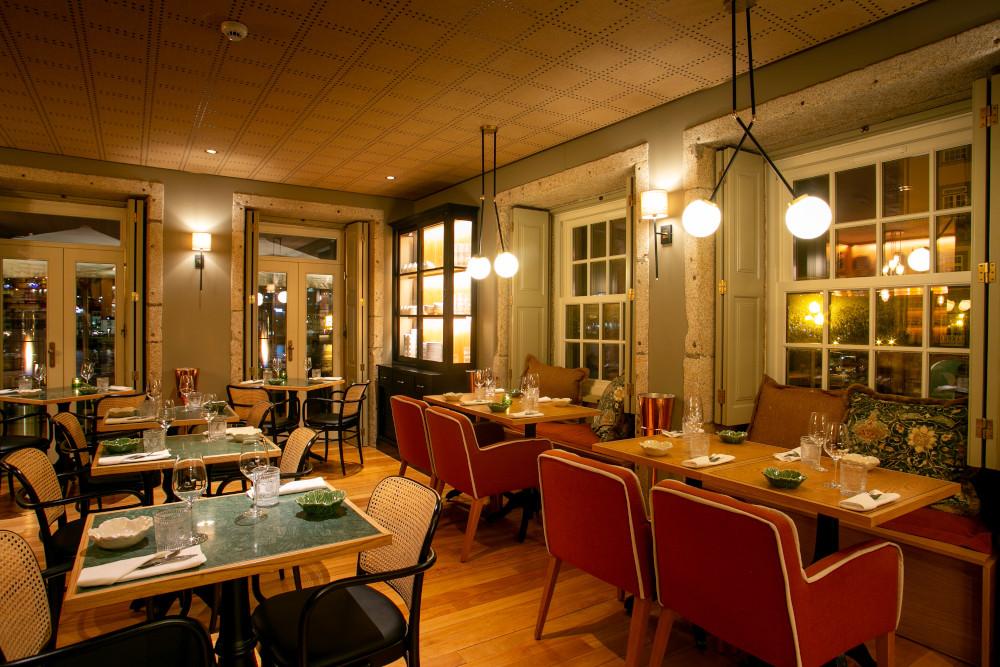 Restaurante Casario- Gran Cruz House- Porto