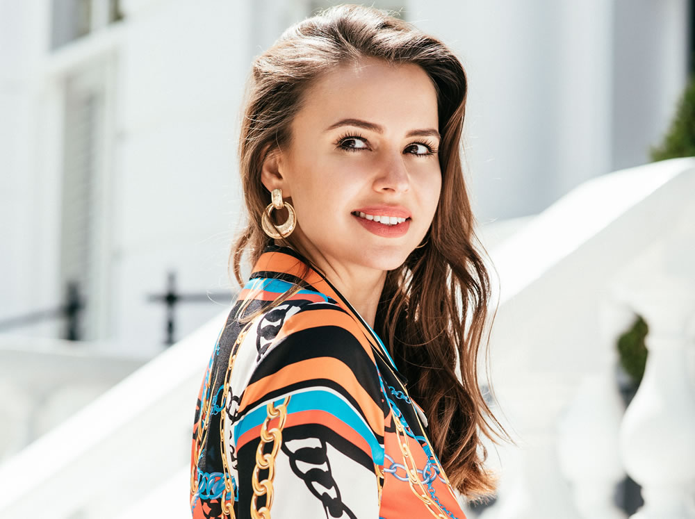 The Luxury Lifestyle List: Camilla Hansson, actress, fashion model and former Miss Sweden