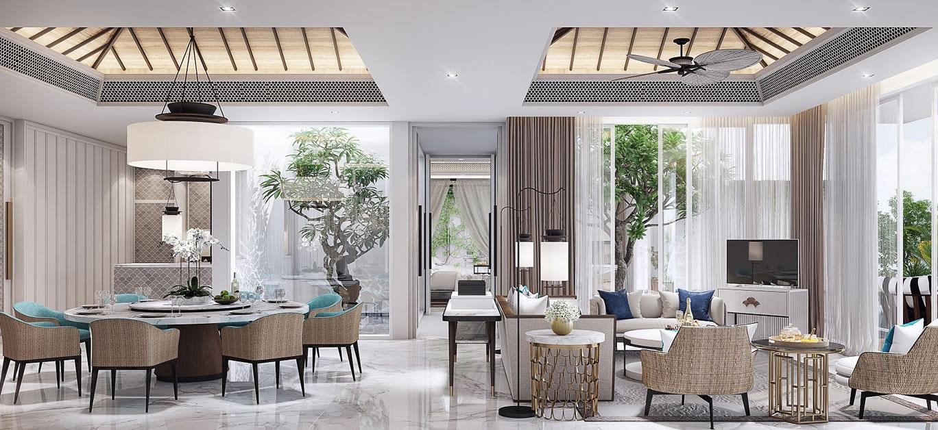 Presidential villa _Living room-Resize