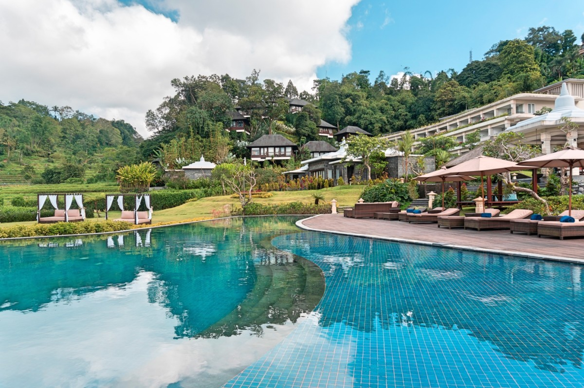 Hotel Review: Saranam Resort & Spa, Bedugul, Bali in Indonesia
