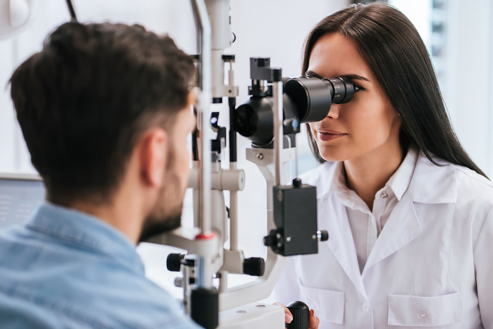 Eye in the sky: Top tips for good eye health