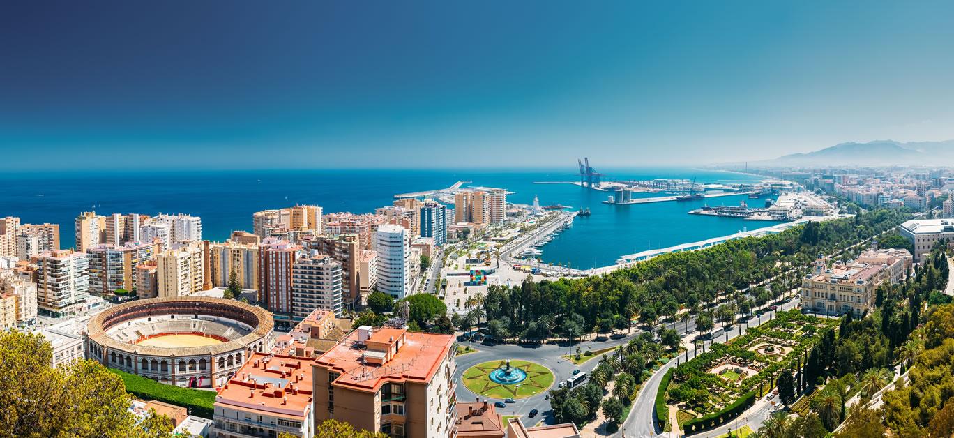 bigstock-Malaga-Spain-Cityscape-Toppe-276656353