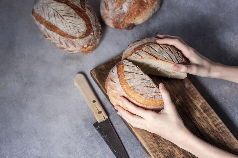 bigstock-Sourdough-Bread-Freshly-Baked-336412699