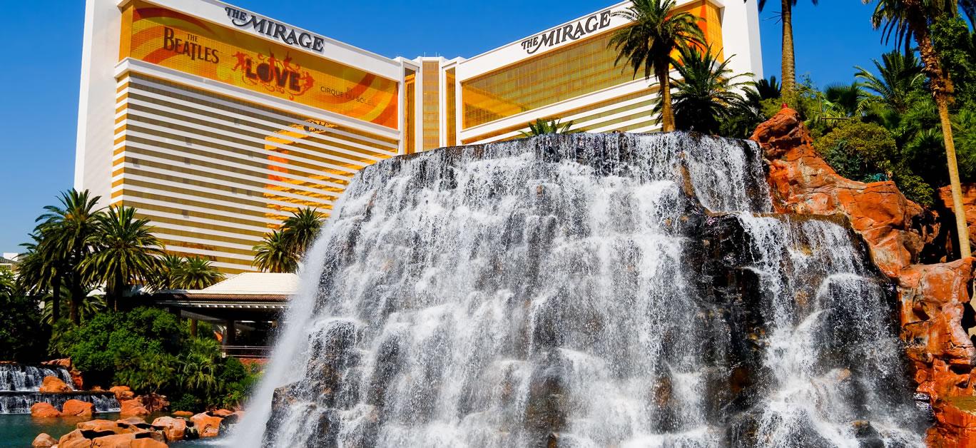 The Mirage Casino/Hotel in Las Vegas