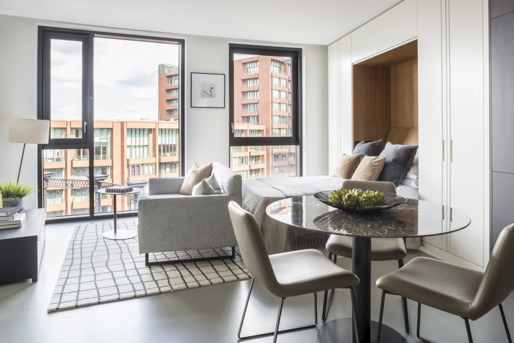 6 of London's most impressive and trendy apartments on offer now