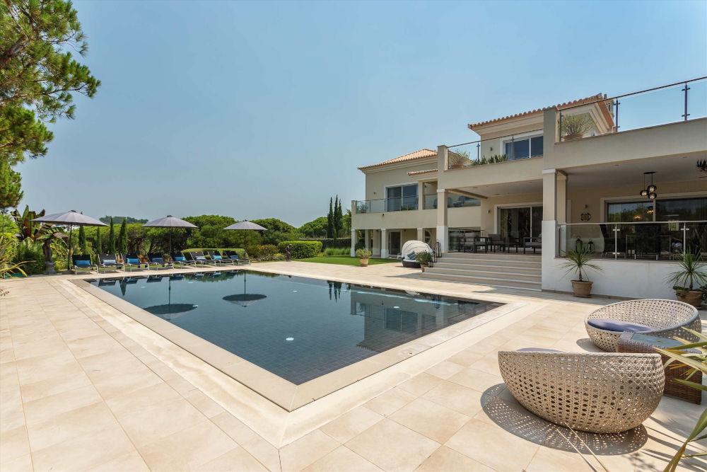 Villa Romano Algarve Portugal