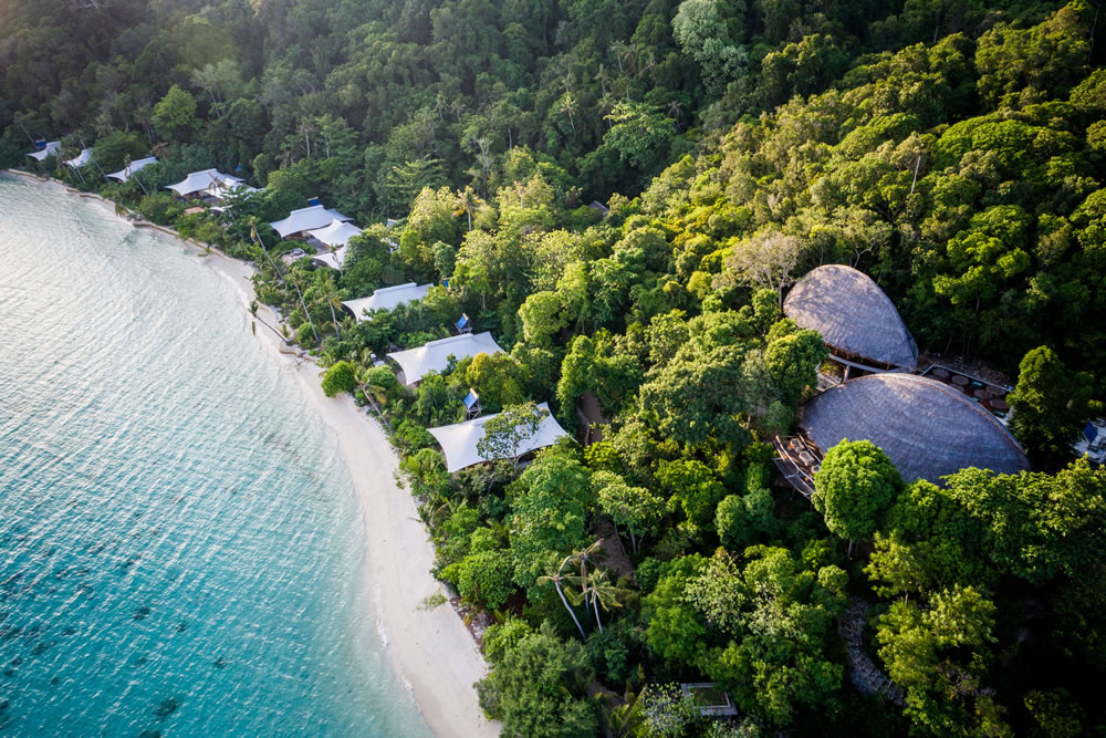 Bawah Reserve, Indonesia