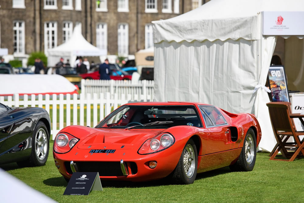 London Concours returns this August: The UK's first major automotive event since February