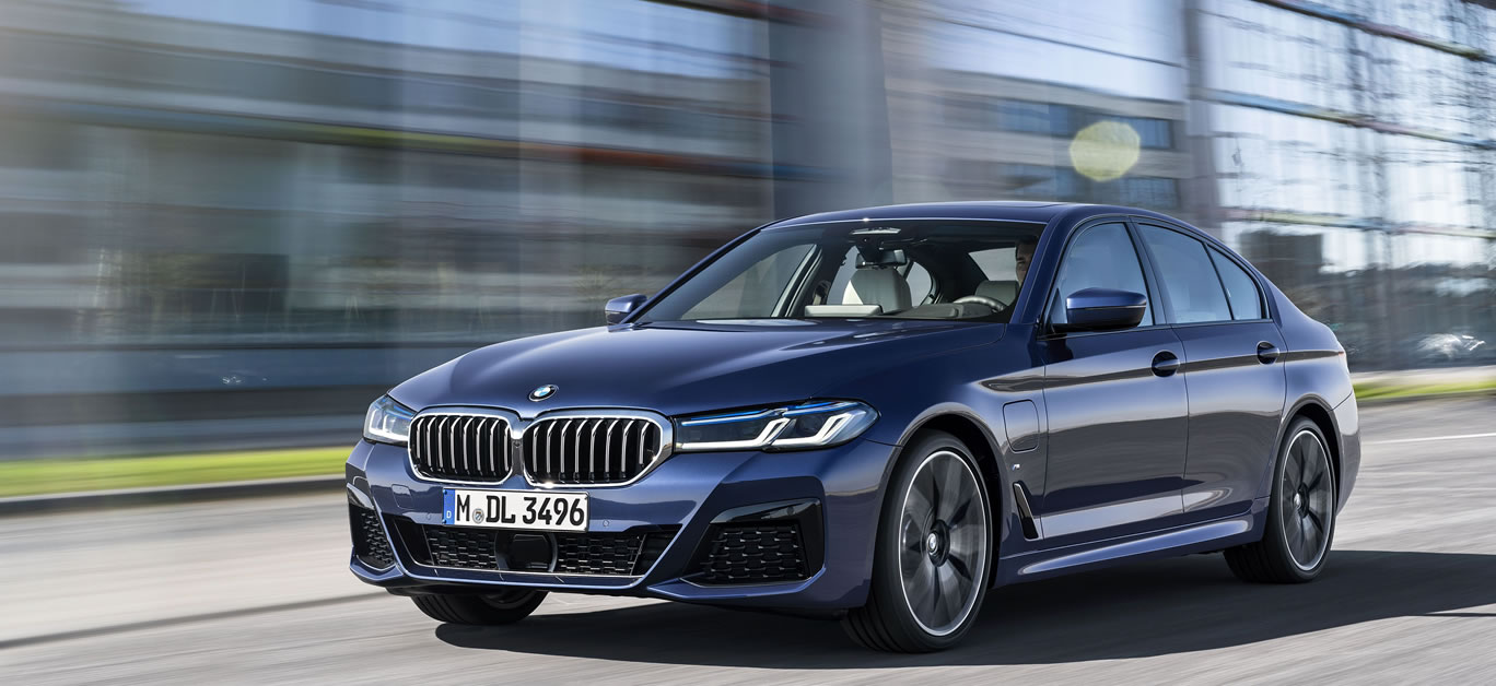 New BMW 5 Series Revealed