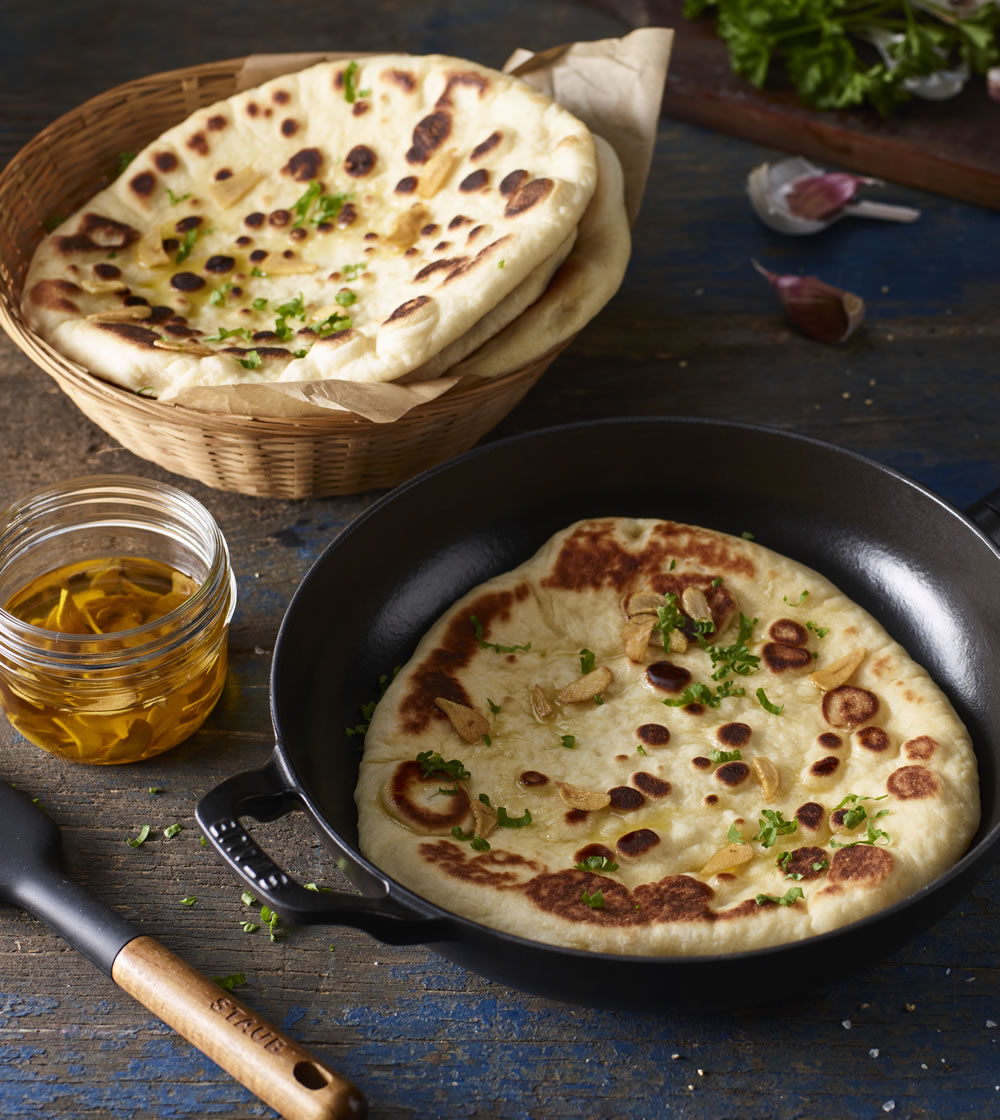 Recipe: How to make the perfect naan bread at home