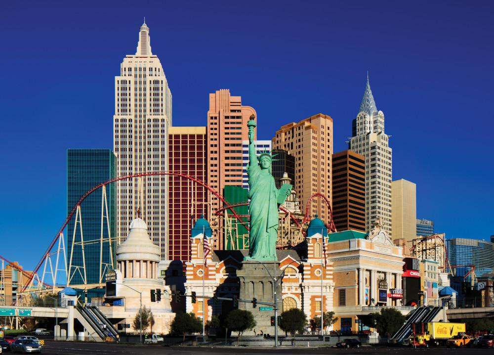 New York New York Hotel Casino Vegas