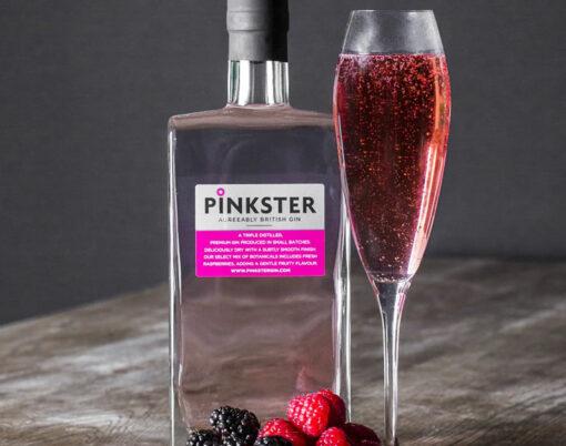 Pinkster French Twist